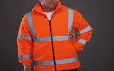Hi-Vis Fleece Jackets