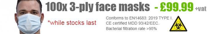Face Mask Banner Ad