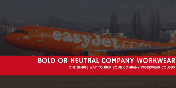 Neutral Or Bold? 1 Simple Way To Pick Your Company Workwear Colour