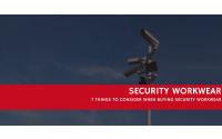 7 Things To Consider When Buying Security Workwear