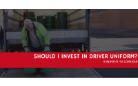 Should I Invest In Driver Uniform? 8 Benefits To Consider