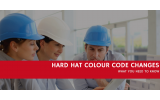 New Hard Hat Colour Codes: What You Need to Know