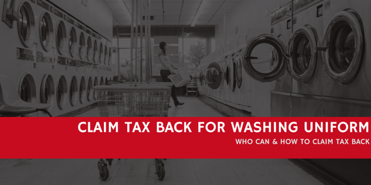 Can I Claim Tax Back For Washing Uniform?