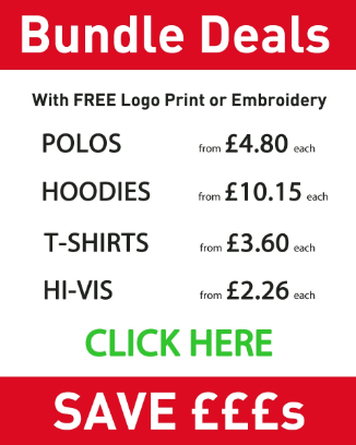 Workwear and Clothing Bundle Deals image