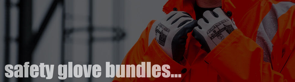 Safety Glove Bundles