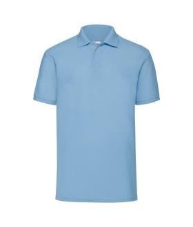 Fruit Of The Loom Mens 65//35 Polo Shirt Short Sleeves Polo Shirts
