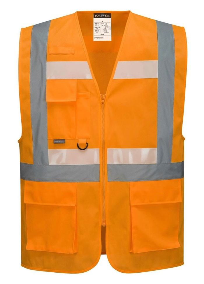 Glowtex 3 in 1 Hi Vis Bomber Jacket