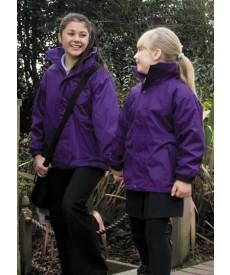 Result Children's Reversible StormDri 4000 Fleece Jacket