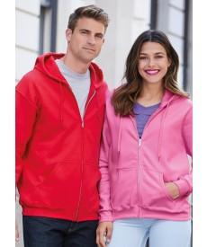 Gildan Heavy Blend™ Adult Full Zip Hoodie