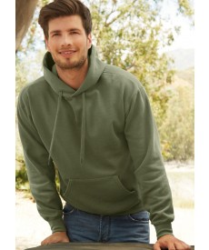 Fruit Of The Loom Men's Classic Hooded Sweatshirt