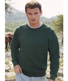 Fruit Of The Loom Men's Classic Raglan Sweatshirt