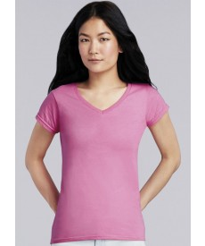 Gildan Softstyle® Ladies' V-Neck T-Shirt