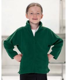 Jerzees Schoolgear Children's Full Zip Outdoor Fleece