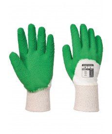 Portwest Latex Open Back Crinkle Glove