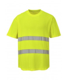 Portwest Hi-Vis Mesh T-Shirt