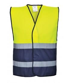 Portwest Hi Vis Two Tone Vest