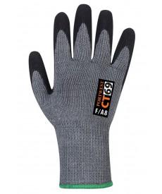 Portwest CT AHR+ Nitrile Foam Cut Level F Gloves