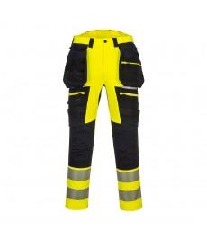 Portwest DX4 Hi-Vis Trouser with Detachable Holster Pockets