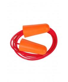 Corded Foam Ear Plugs 200 per box