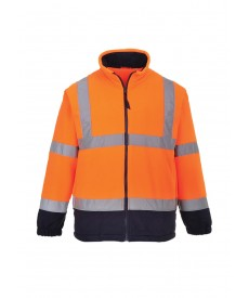 Portwest Hi-Vis Two Tone Fleece