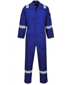 Portwest Bizflame FR Super Light Weight Anti-Static Coverall 210g