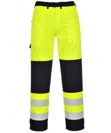 Portwest Bizflame Hi-Vis Multi-Norm Trousers