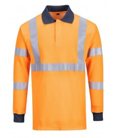 Portwest Flame Resistant RIS Polo Shirt