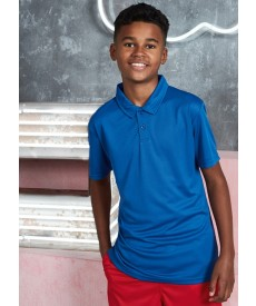 Just Cool by AWDis Kids Wicking Polo Shirt
