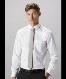 Kustom Kit Men's Long Sleeve Business Shirt
