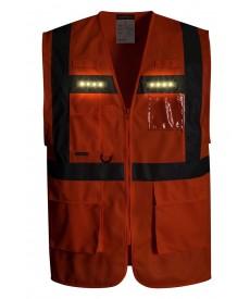 Portwest Orion LED Executive Hi Vis Vest