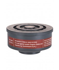 Portwest A1 Gas Filter Special Thread Connection (6 Per Box)