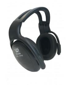 Wenaas Earmuffs 24dB SNR Headband Black Ear Defenders