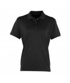 Premier Women's Coolchecker® Piqué Polo