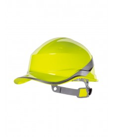 Delta Plus Hi-Vis Baseball Safety Helmet