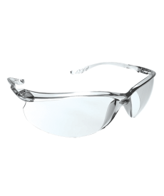 Portwest Lite Safety Spectacles Smoke