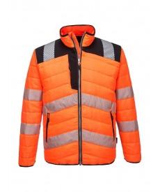Portwest PW3 Hi Vis Baffle Jacket