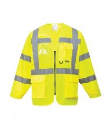 Portwest Hi-Vis Executive Jacket EN471