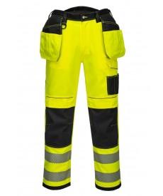 Portwest PW3 Hi Vis Holster Work Trouser