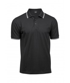 Tee Jays Mens Luxury Fashion Polo