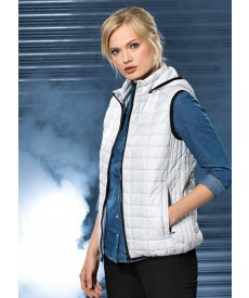2786 Women's Honeycomb Hooded Gilet