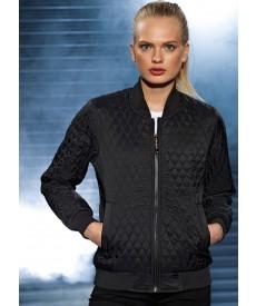 2786 Women's Padded Jacket TS26F (Black)
