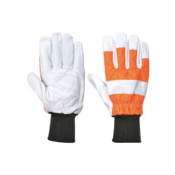 Photo of a Portwest Oak Chainsaw Protective Glove