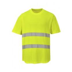Photo of a Portwest Hi-Vis Mesh T-Shirt