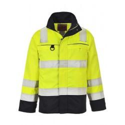 Image of Portwest Bizflame Hi-Vis Multi-Norm Jacket