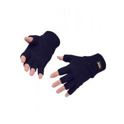 Image of Portwest Fingerless Knit Insulatex Glove