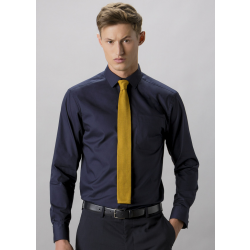 Photo of a Kustom Kit Men's Long Sleeve Poplin Shirt