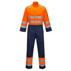 Image of Portwest MODAFLAME™ RIS Two-Tone Coverall