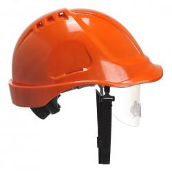 Photo of a Portwest Endurance Spec Visor Helmet
