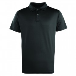 Photo of a Premier Coolchecker® Studded Polo