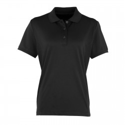 Photo of a Premier Women's Coolchecker® Piqué Polo